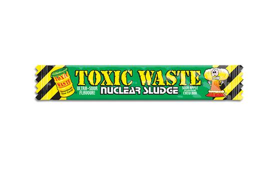 Toxic Waste Nuclear Sludge Appel
